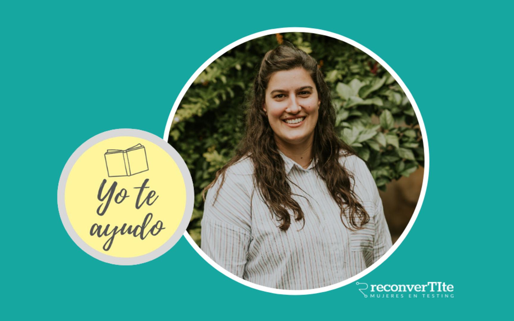 Mariana se sumó como tester al equipo de YoTeAyudo.UY, una plataforma que se creó en tiempos de COVID-19 para reforzar las redes de apoyo entre y para estudiantes.