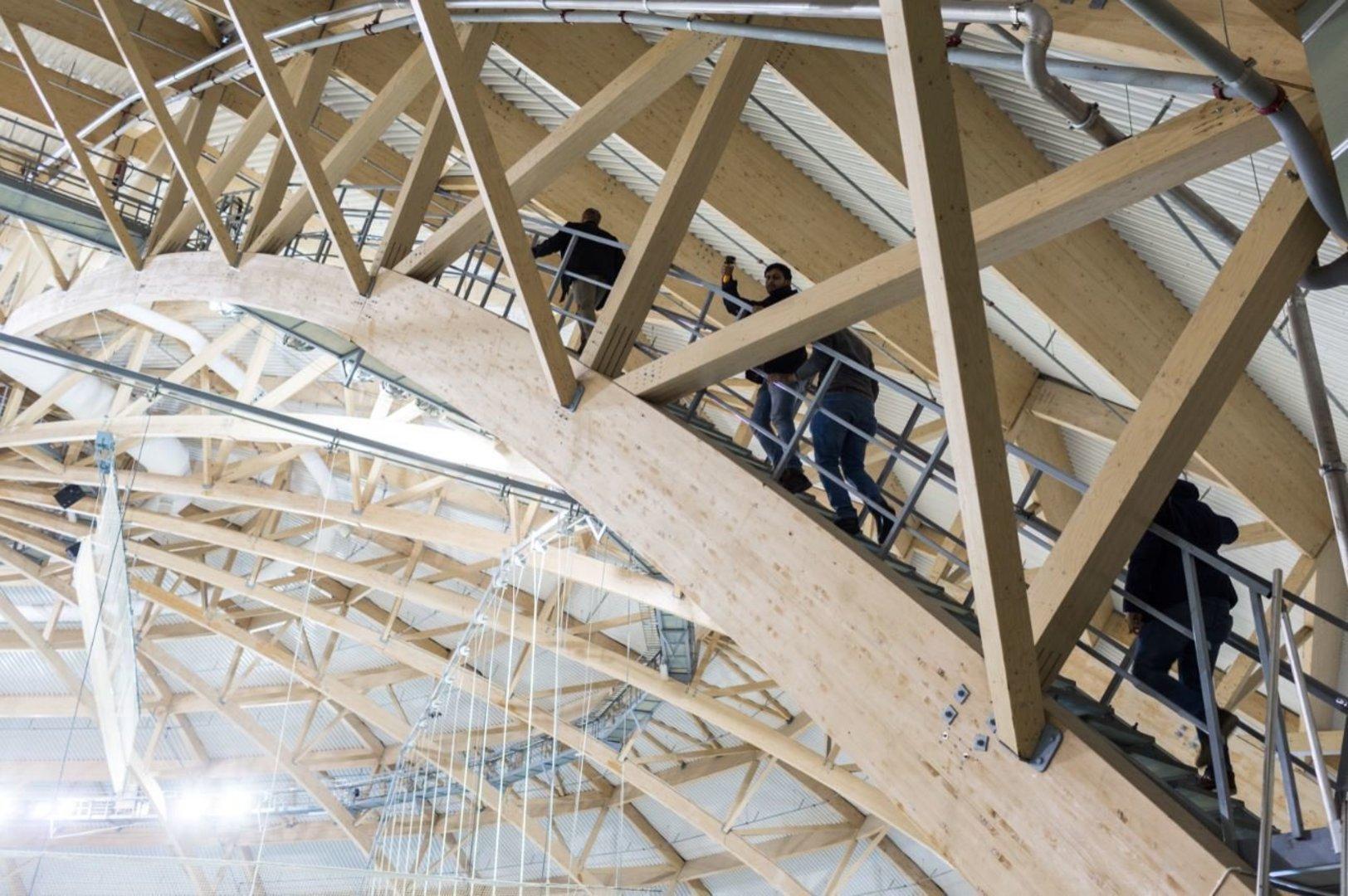 Webinar Construcción en madera - 22 de octubre