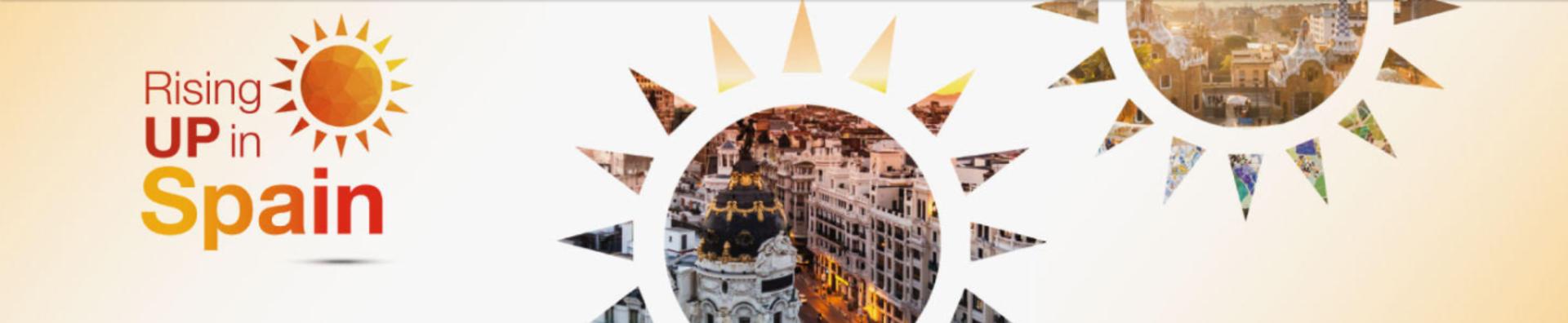 Programa de atracción de emprendedores extranjeros RISING UP IN SPAIN - ICEX – INVEST IN SPAIN.